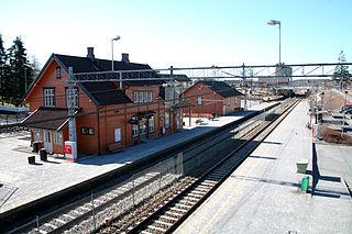 Vestby Station