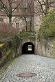 Veste Coburg - Tunnel zur Bärenbastei.jpg