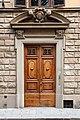 Via gino capponi 44, palazzina del 1909, 03 portale.jpg