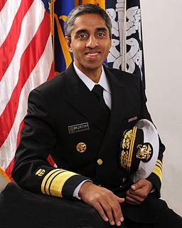 Vivek Murthy American surgeon