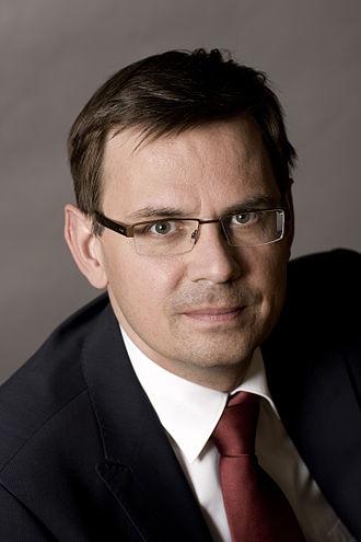 Fourth Balkenende cabinet - Image: Vicepremier en minister André Rouvoet