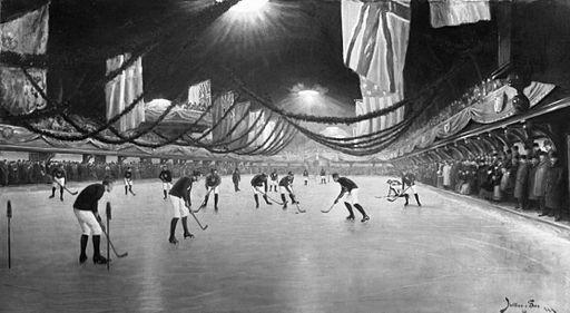 Victoria Rink Montreal
