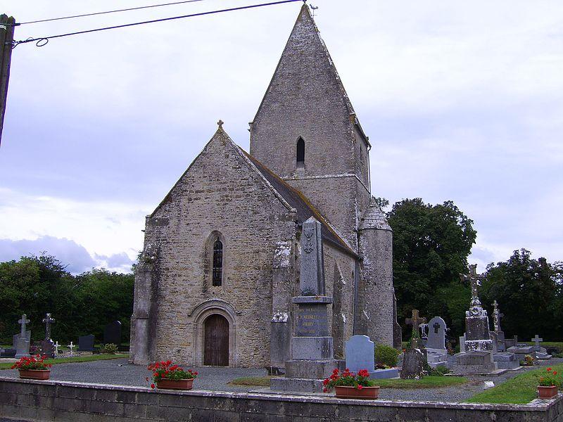 Vierville - France-Normandia