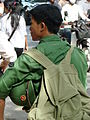Vietnam - Hanoi - Soldier.JPG