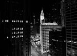 View from InterContinental Chicago (night) (4865369788).jpg