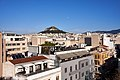 View of Athens from the roof of a building on Mitropoleos Street.jpg