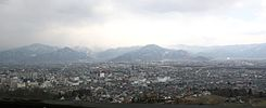 View of Nagano City from Mt. Asahiyama.jpg
