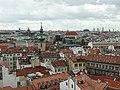 View of old Prague. Czech Republic. Вид на старую Прагу. Чехия - panoramio.jpg