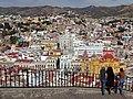 View over Guanajuato from El Pipila Monument - Guanajuato - Mexico - 03 (38237837045).jpg