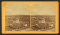 Views of Colorado Springs, from the cupola of the Public School building, looking north-east, by Gurnsey, B. H. (Byron H.), 1833-1880.png