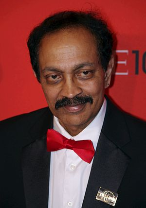 Vilayanur S. Ramachandran - Ramachandran at the 2011 ''Time'' 100 gala