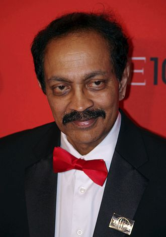 V. S. Ramachandran - Ramachandran at the 2011 Time 100 gala