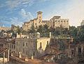 Villa Malta on Pincio by Domenico Quaglio 1830.jpg