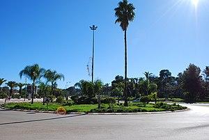 Benslimane - Image: Ville Benslimane Maroc