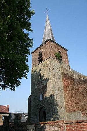 Villers-Saint-Ghislain - Image: Villers Saint Ghislain E1a JPG