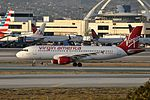 Virgin America, Airbus A320-214, N845VA - LAX (21278700291).jpg