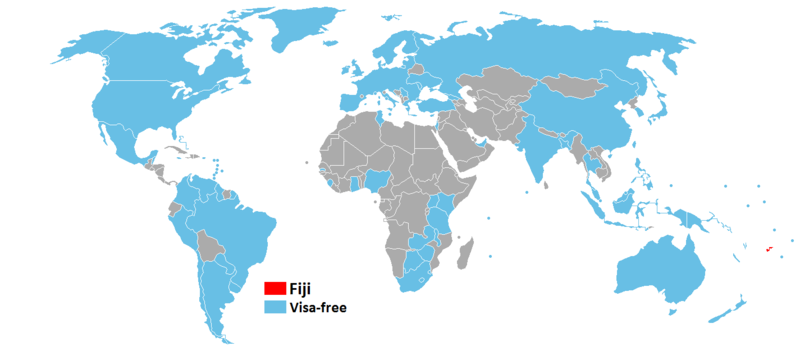 Visa policy of fiji wikipedia visa policy of fiji gumiabroncs Image collections