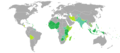 Visa requirements for Gambian citizens.png