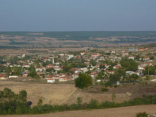 Vize District in Marmara, Turkey