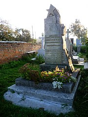 Volodymyr-Volynskyi Volynska-brotherly grave of soviet warriors 1944-1.jpg