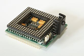 Intel DX4 - Voltage converter for DX4 processors (5 V to 3.3 V)