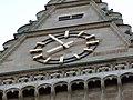Vorderes Ziffernblatt Rathaus Duisburg.JPG