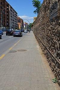 Vorera del carrer de sant Vicent màrtir, València.JPG