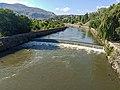 Vorotan river near Sisian city.jpg