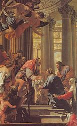 Simon Vouet: The Presentation in the Temple