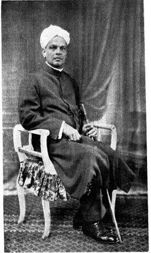 V. S. Srinivasa Sastri - V. S. Srinivasa Sastri in 1940