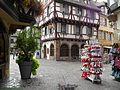 Vue 2014-09-26 rue des Marchands intersection rue des Marchands bis (Colmar) (1).JPG