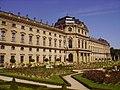 Würzburg Residenz Rückansicht 01.JPG