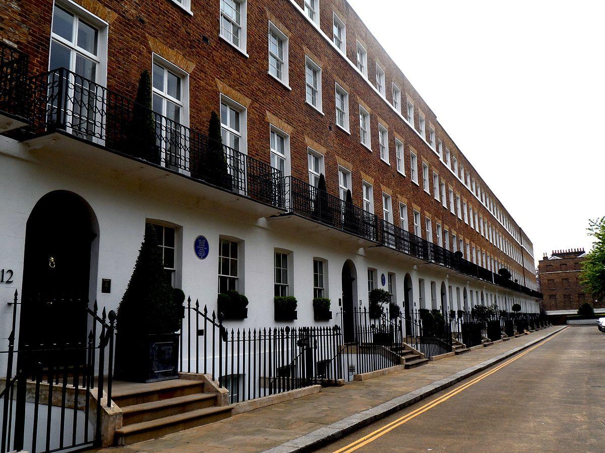 Earls Terrace - Wikipedia