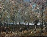 WLANL - jankie - Populierenlaan bij Nuenen, Vincent van Gogh (1885).jpg