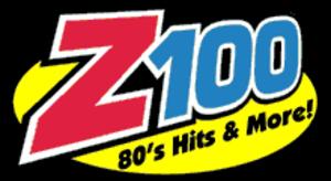 """WEAN-FM - Former logo under the """"Z100"""" branding"""
