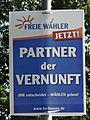 Wahlplakat 2013 Freie Wähler 02.JPG