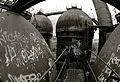 Walking atop hot stoves, Carrie Furnaces, Rankin PA (8908276758).jpg