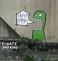 Wall art - West Wales style - geograph.org.uk - 1008467.jpg