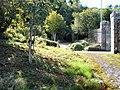 Walled garden gate at Slieve Gullion - geograph.org.uk - 538050.jpg