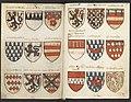 Wapenboek Beyeren (armorial) - KB79K21 - folios 031v (left) and 032r (right).jpg