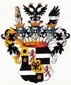 Wappen der Grafen von St. Julien, 1638.png