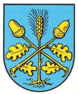 Ilbesheim - Image: Wappen ilbesheim donnersberg