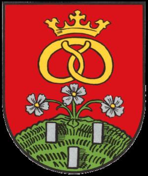 Standenbühl - Image: Wappen von Standenbühl