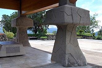 Kiangan, Ifugao - War Memorial Shrine