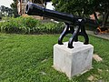 War of 1812 Memorial Cannons, Patterson Park, Baltimore, MD (35263957095).jpg