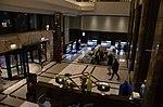 Warsaw Marriott Hotel lobby 2018.jpg