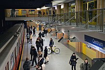 Warsaw Metro station Centrum.JPG
