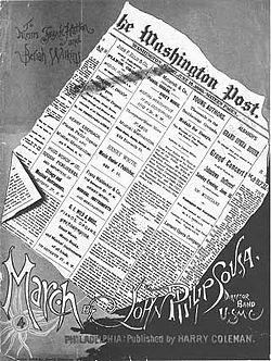 dc7f097d096 The Washington Post (march) - Wikipedia