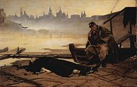 Vasily Perov: The drowned, 1867