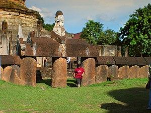 Si Satchanalai Historical Park - Wat Phra Si Ratana Mahathat, Chaliang